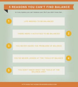 5 Reasons You Can't Find A Balance