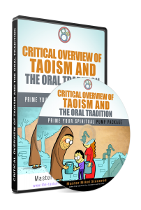 Taoism and The Oral Tradition