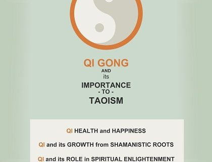Qi Gong and Its Importance to Taoism