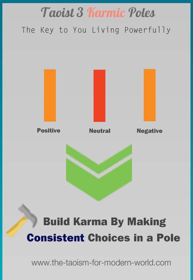 3 Poles of Taoist Karma