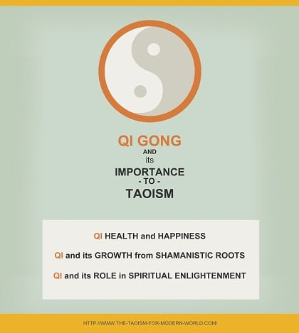 The Importance of Qi Gong in Taoism